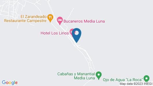 Hotel Villas de San Miguel Map