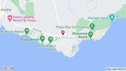 Aston at Poipu Kai Map