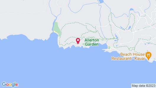Kuhio Shores Map