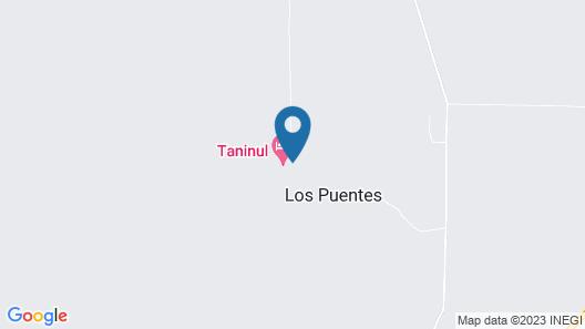 Hotel Spa Taninul Map