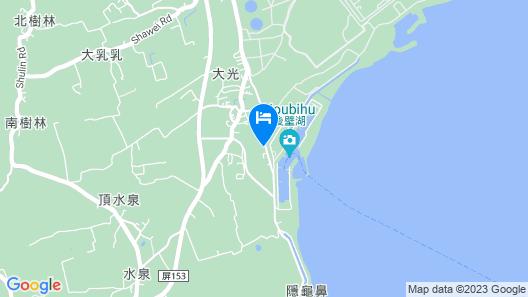 Volando Kenting Map