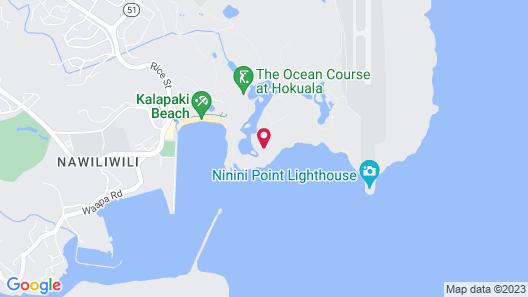 Timbers Kauai Ocean Club & Residences Map