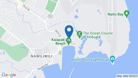 Royal Sonesta Kaua'i Resort Lihue Map