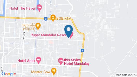 Rupar Mandalar Resort Map