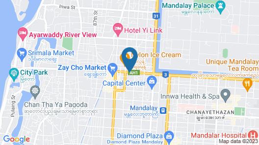 M3 Hotel Map