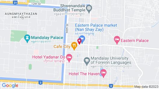 Hotel United Map