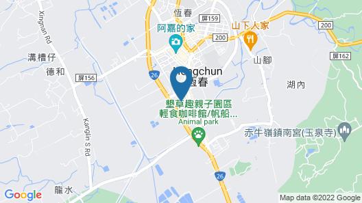 Craftsman Inn Map