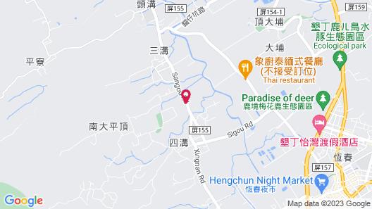 Splendi Villa Map