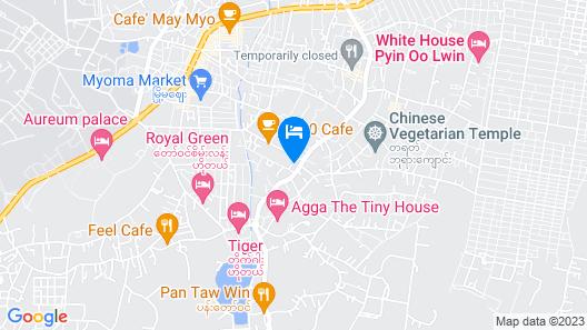 Royal Reward Resort Map