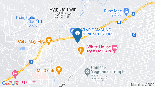 Royal Jasmine Hotel Map