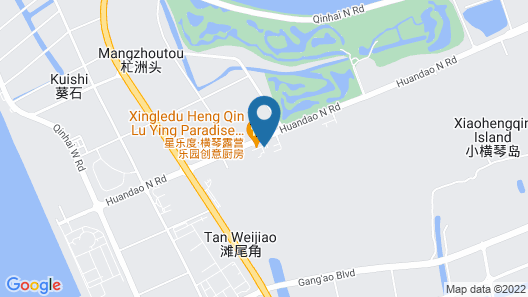 Sumlodol Hengqin Camping Town Map