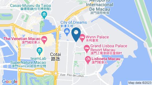 Wynn Palace Map