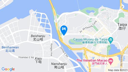 The Macau Roosevelt Map