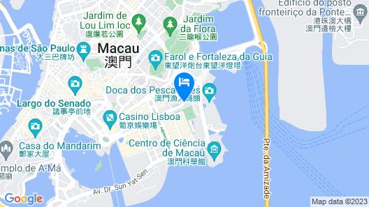 Grand Lapa, Macau Map