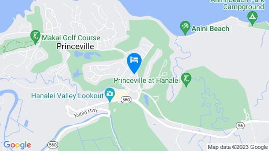 Pohaku 4 Bedroom Home Map