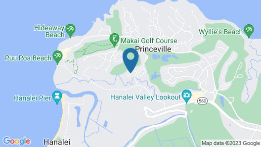 Makai Club Resort Map