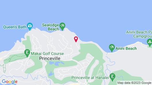 Club Wyndham Shearwater Map