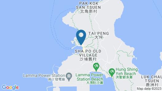 Bali Holiday Resort Map