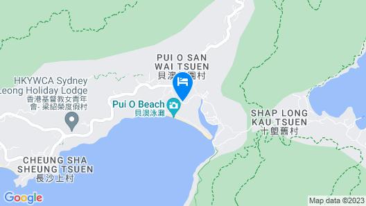 Victoria Resort Map