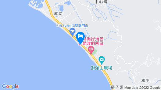 Jessamine Bay Hotel&Resorts Map