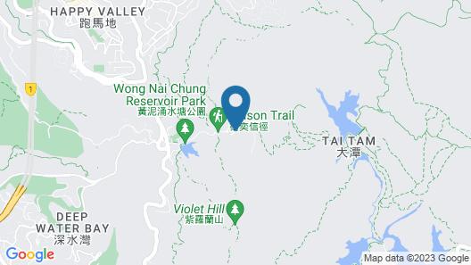 Hong Kong Parkview Map