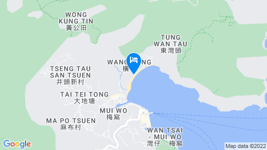 Seaview Holiday Resort Map