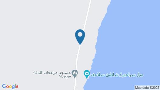 Danat Al-Daffah Map