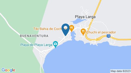 Casa Dayami Map