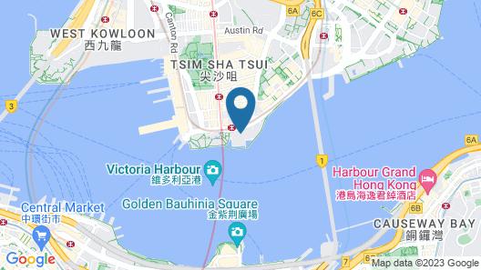 Rosewood Hong Kong Map