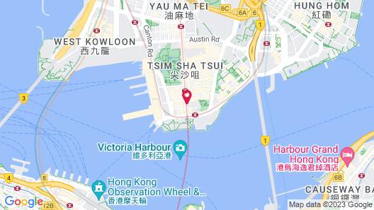 Apple Hostel Map