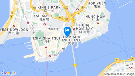 Hotel ICON Map