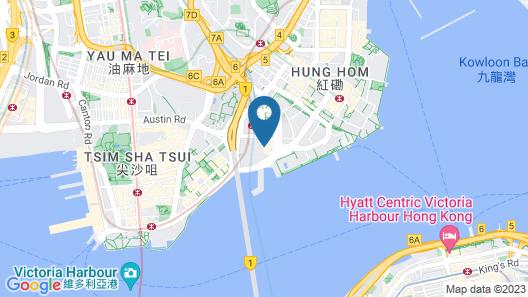 Harbour Plaza Metropolis Map