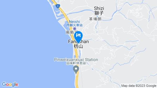 LOVE OCEAN RESORT Map