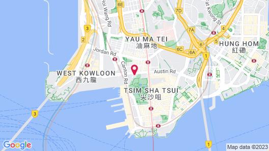 B P International Map