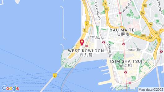 W Hong Kong Map