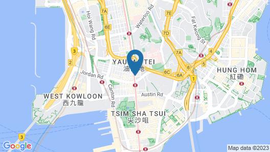 CHI Residences 314 Map