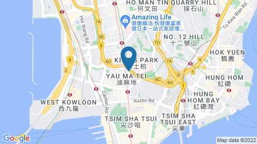 Eaton HK Map