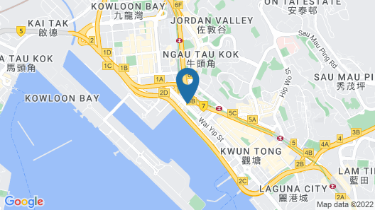 IW Hotel Map