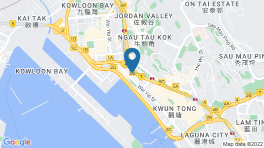IND Hotel Map