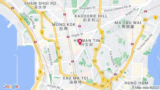 Hotel 108 Map