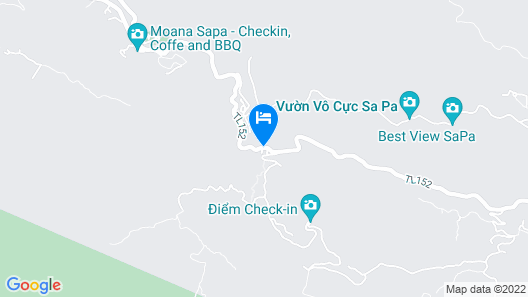 Sapa Clay House - Mountain Retreat Map
