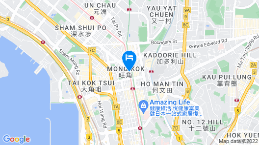 Geo Home Holiday Hotel Map