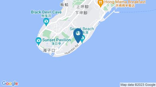 Loju sunrise inn Map
