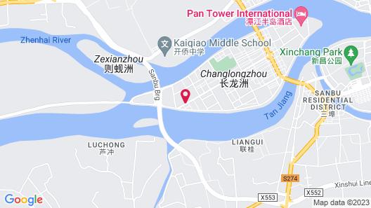 SB JUNYING HOTEL Map