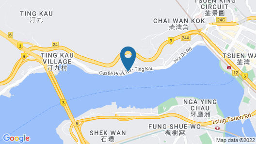Bay Bridge Lifestyle Retreat Map