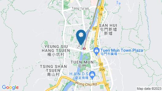 Hotel COZi ·Resort Map