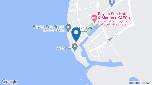 Views Hotel & Residences Map