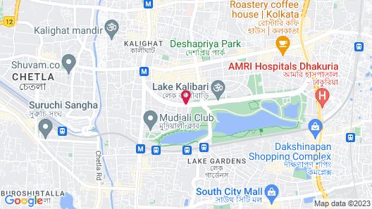 Southern Plaza Map