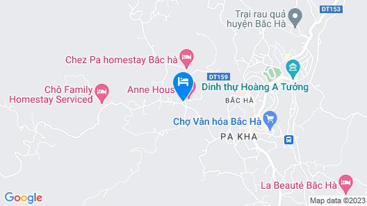 Sa House Bac Ha Map