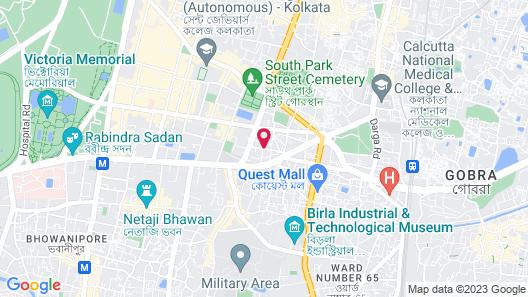 Hotel Acme Map